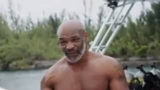 Mike Tyson Is Looking Seriously Jacked Ahead Of Boxing Comeback Against Roy Jones Jr