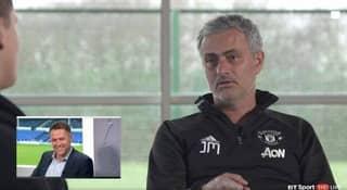 WATCH: Jose Mourinho Hammers Michael Owen Over Zlatan Comments