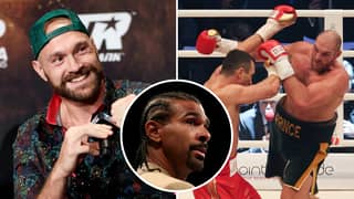 'This New Tyson Fury Would Have Stopped Wladimir Klitschko,' Says David Haye