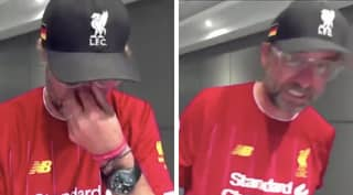 Jurgen Klopp Had To Walk Out Of Live Sky Sports Interview In Tears