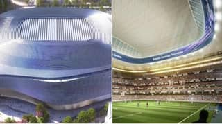 Real Madrid Release Insane Video Of Inside The New Santiago Bernabeu Stadium
