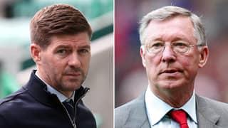 """Steven Gerrard Can Be Britain's Greatest Manager Since Sir Alex Ferguson"""
