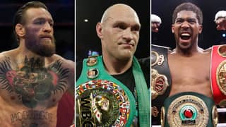 Conor McGregor, Tyson Fury And Anthony Joshua Could All Fight In Combat Sport's Biggest Fortnight