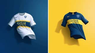 Boca Juniors Kits For The Season Are Absolutely Stunning