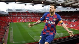 Manchester United Are One Of Five Clubs Said To Be Interested In Lionel Messi