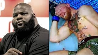 """Mark Henry Still Thinks 50 WWE Superstars Would """"Hand Conor McGregor His Ass"""""""