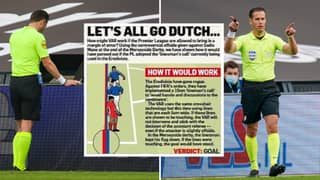 How The Premier League Could Use Eredivisie System To Solve VAR