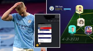 FIFA Player Attempts To Troll Oleksandr Zinchenko After Beating Him, It Doesn't Go To Plan