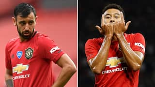 Bruno Fernandes Launches Passionate Defence Of Manchester United Teammate Jesse Lingard