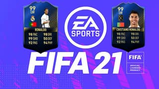Cristiano Ronaldo Has The Most 99-Rated Cards In FIFA Ultimate Team History