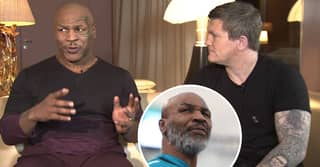When Mike Tyson Stunned Ricky Hatton With Incredibly Emotional Life Advice