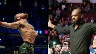 Jon Jones Responds To Conor McGregor's 'MMA GOAT' Claims