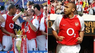 Twitter Thread Explains Why Arsenal's 'Invincibles' Season Is The 'Most Overrated Achievement'