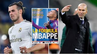 Real Madrid's 'Operation Mbappe' Includes Recouping £135 Million From Sales To Fund Bid