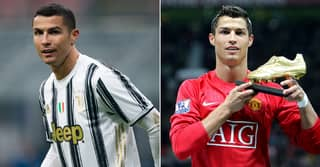 Manchester United Fans Convinced Cristiano Ronaldo Has Dropped Transfer Return Hint