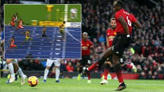 Paul Pogba's Penalty Run-Up Took Longer Than Usain Bolt's World Record 100m Sprint