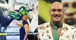 Tyson Fury Hits Back At Deontay Wilder's Glove Conspiracy Theory