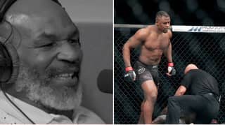 Mike Tyson Reveals Exactly What Francis Ngannou Must Do To Get A UFC Title Shot