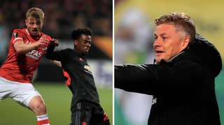 Manchester United Fail To Record A Single Shot On Target Against AZ Alkmaar