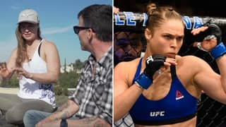 Ronda Rousey Responds To If She'll Be Making A UFC Return