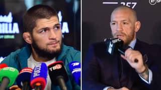 Conor McGregor Responds To 'Disrespectful' Khabib Nurmagomedov After UFC 257 Loss