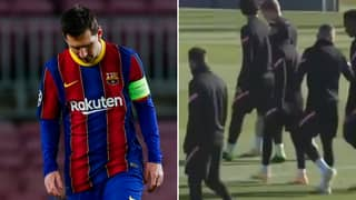Lionel Messi Is 'Alone' At Barcelona After Making His Teammates Feel 'Undervalued'