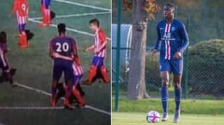 Meet The 6'5 15-Year-Old Set To Become Paris Saint-Germain's Youngest Ever Player