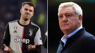 Newcastle United Linked With Sensational Summer Transfer For Juventus' Aaron Ramsey