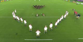 England Have Been Fined For V-Shaped Formation Against New Zealand's Haka In World Cup Semi-Final
