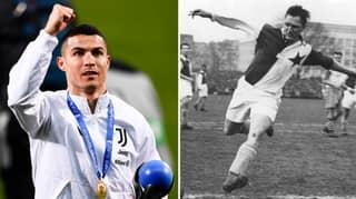 Czech FA Claims Cristiano Ronaldo Has Not Broken Josef Bican's Goalscoring Record