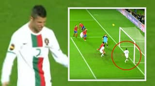 Nani Reveals What He Said To Cristiano Ronaldo After Ruining One Of His Greatest Ever Goals