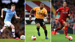 The Top 25 Premier League Players In 2019/20 According To Statistics