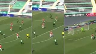 Premier League Cult Hero Hugo Rodallega Has Scored An Insane Volley In The Turkish Super League