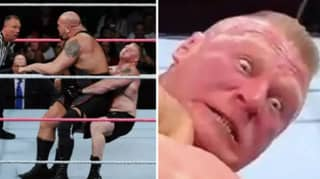 The Big Show Once 'Exploded With Diarrhea' All Over Brock Lesnar During Match