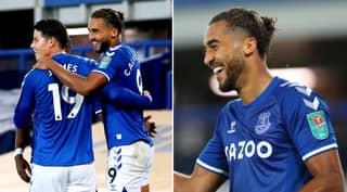 Everton Striker Dominic Calvert-Lewin Has A Bizarre Pre-Match Superstition