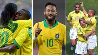 The 50 Greatest Brazil Players Have Been Named And Ranked