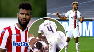 Eric-Maxim Choupo-Moting Has Gone From Championship To Champions League