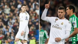 Luka Jovic Offered To Clubs After Breaking Real Madrid Quarantine Rules