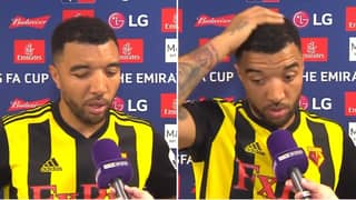 Troy Deeney Gives Refreshingly Honest Interview After Watford Reach FA Cup Final