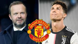 Manchester United Make A 'Formal Offer' To Jorge Mendes In Their Bid To Re-Sign Cristiano Ronaldo