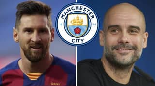 Manchester City 'Optimistic' Of Signing Lionel Messi, Have Been Working On A Deal For Over A Week