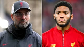 Liverpool's Four-Man Shortlist To Replace Injured Joe Gomez Has Been Revealed