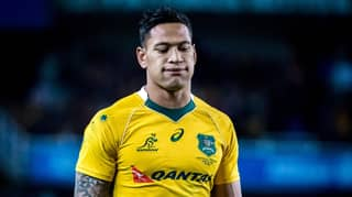 Controversial Former Wallaby Israel Folau Linked With Return To Rugby Union