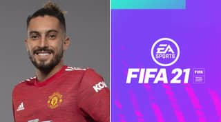 Only Three Left-Backs Are Rated Higher Than Manchester United New Boy Alex Telles On FIFA 21