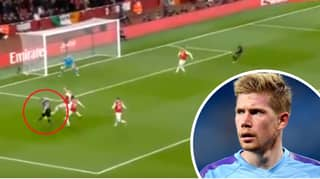 Kevin De Bruyne Says He Did Break Thierry Henry's Record, Video Of 'Assist' Blows Up On Twitter