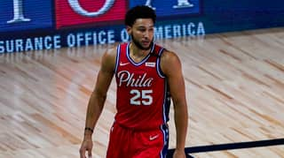 Ben Simmons Leaves 76ers' Game Early After Suffering Knee Injury