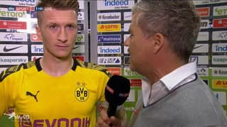 Marco Reus In Expletive-Filled Rant At TV Reporter Who Asked About Borussia Dortmund's Mentality