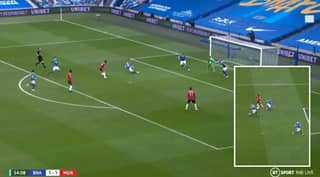 Marcus Rashford Scores Incredible Solo Goal To Give Man Utd The Lead Vs Brighton