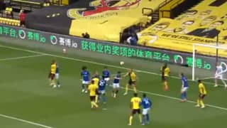 Ben Chilwell And Craig Dawson Score Unbelievable Goals During Watford Vs. Leicester City