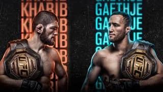 Khabib Nurmagomedov Vs. Justin Gaethje - What Time Does UFC 254 Title Fight Start In UK?